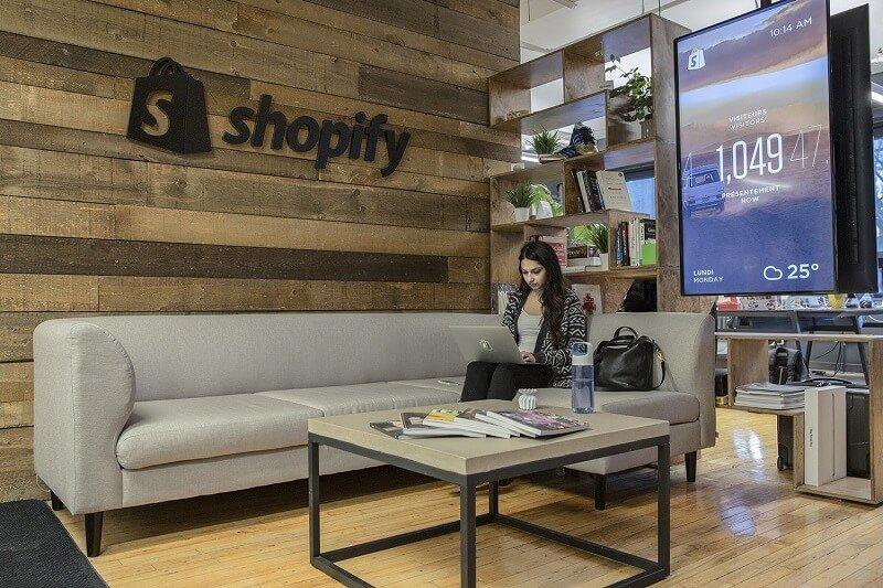 Guadagnare online con Shopify